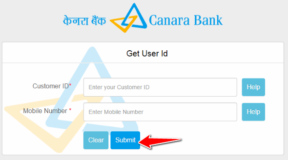 Canara Bank Official Website