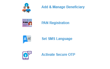 Click on Activate Secure OTP