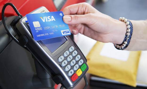 VISA Tap and Pay Debit Card of IDFC First Bank
