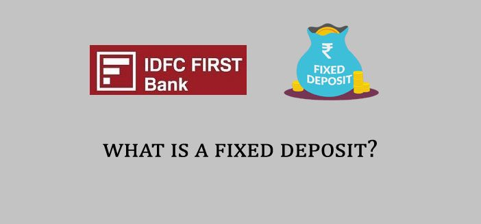 What is a Fixed Deposit?