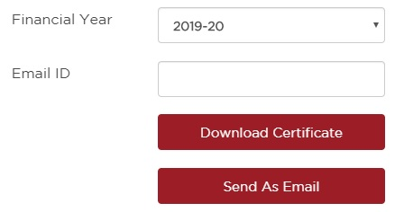 Click on Download Certificate