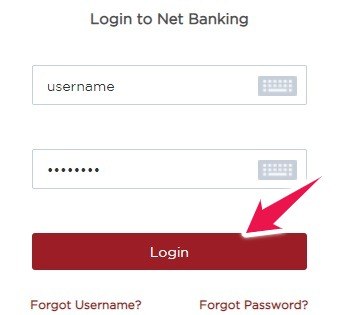 Enter Username, Password and Click on Login