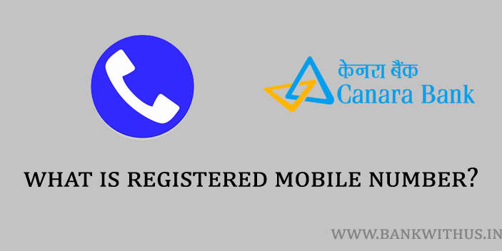 What is the Registered Mobile Number?