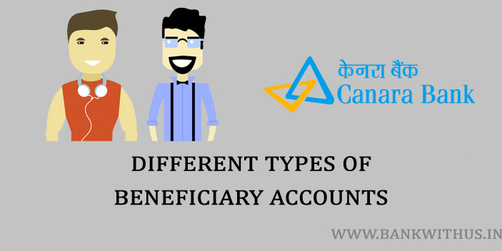 Different Types of Beneficiary Accounts in Internet Banking