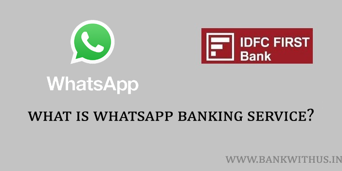 What is WhatsApp Banking?