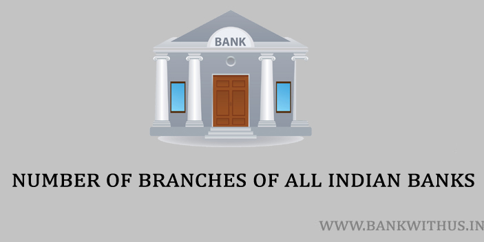 Number of Branches of All Indian Banks