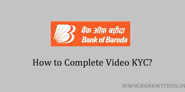 Video KYC of the Account Opened Online